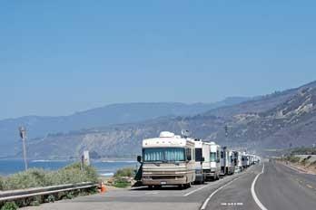 Rincon Parkway County Park - Ventura, CA - County / City Parks