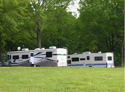 Tanglewood RV Campground - Clemmons, NC - County / City Parks