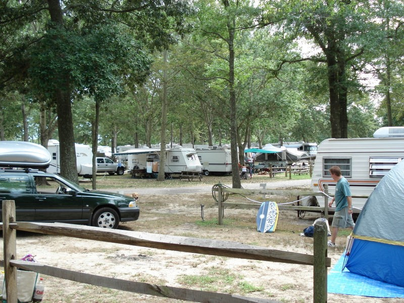 The Depot Travel Park - West Cape May, NJ - RV Parks