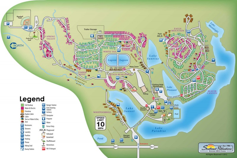 paradise lakes resort lake paradise resort lone mo rv parks rvpoints 11610