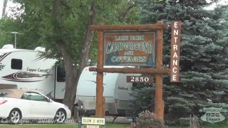 Lake Park Campground Amp Cottages Rapid City Sd Rv