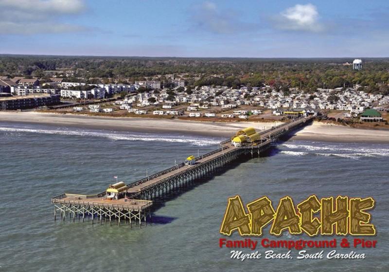Apache Pier Campground Myrtle Beach Sc