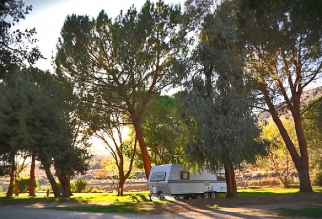 Soledad Canyon RV & Camping Resort - Acton, CA - Thousand Trails Resorts
