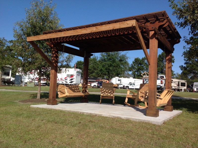 Lakeside RV Park - Livingston, LA - RV Parks