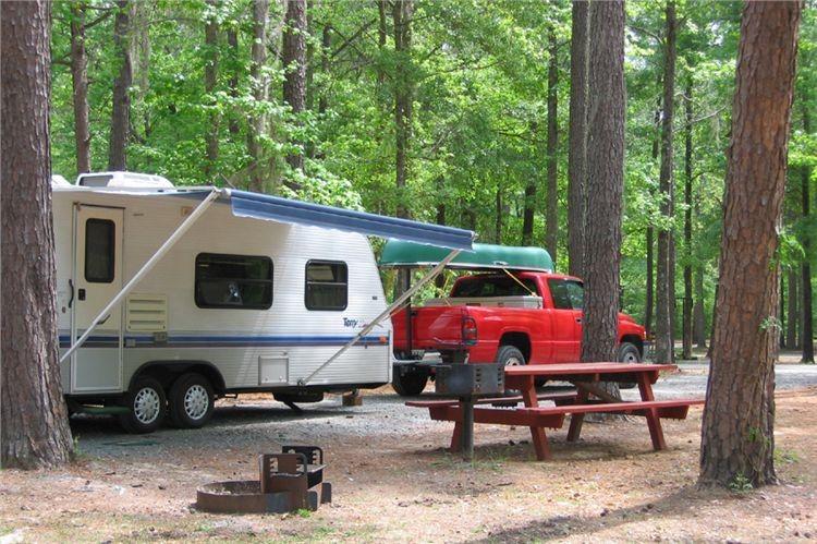 Florence Marina State Park - Omaha, GA - Georgia State Parks