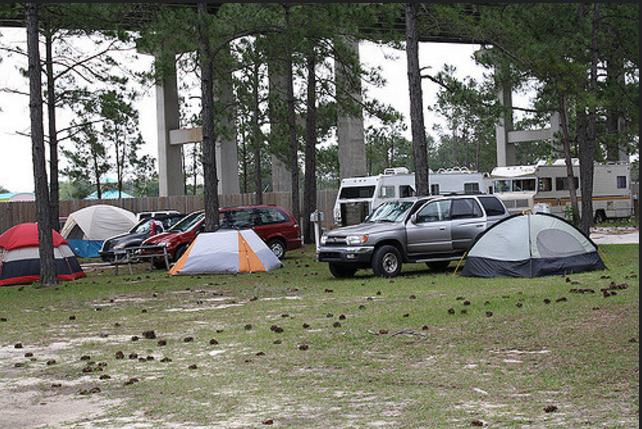 South Port Campground - Gulf Shores, AL - RV Parks