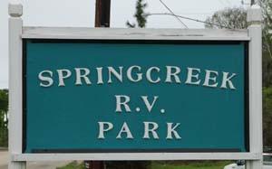 Spring Creek Park  - Colquitt, GA - County / City Parks