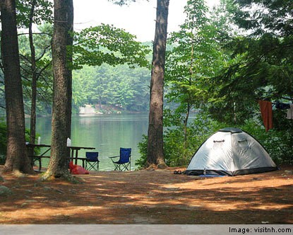 Witch Meadow Lake Family Campground Salem Ct Rv Parks