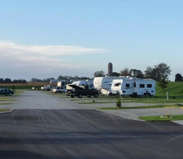Alice Springs Campground - Ionia, MI - RV Parks