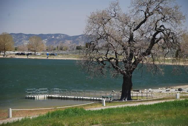 Brite Lake Aquatic Recreation Area Tehachapi Ca