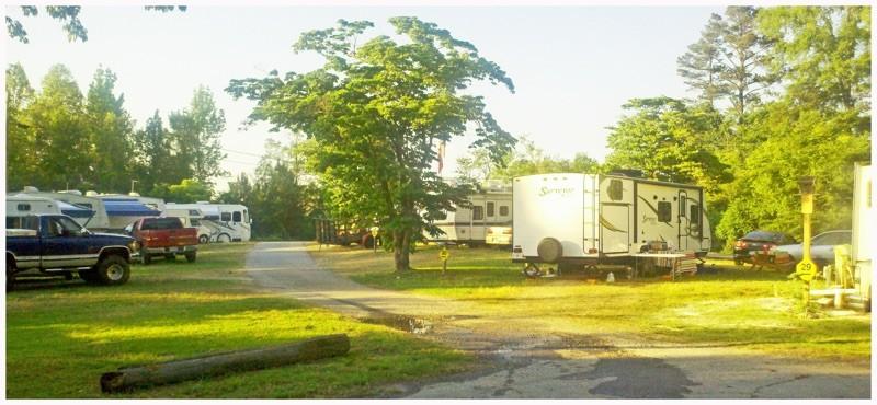 Georgia RV Park - Commerce, GA - RV Parks