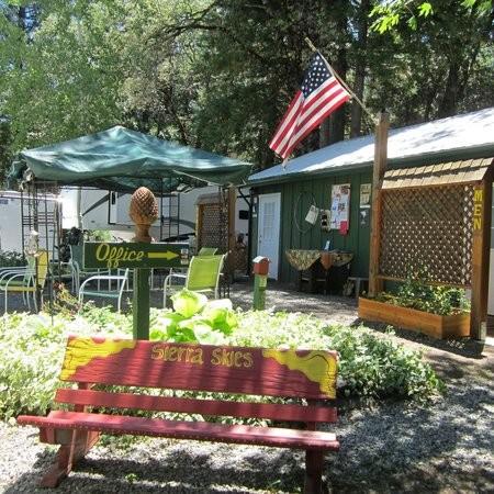 Sierra Skies Rv Park - Sierra City, CA - RV Parks