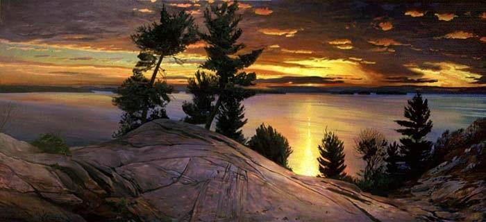 Killbear Provincial Park Nobel On Rv Parks Rvpoints Com