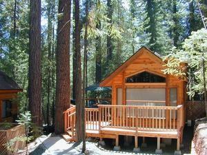 Pinewood Cove Resort - Trinity Center, CA - RV Parks