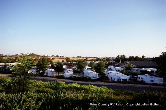 Wine Country RV Resort  - Paso Robles, CA - Sun Resorts