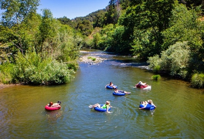 Russian River RV Campground - Cloverdale, CA - Thousand Trails Resorts
