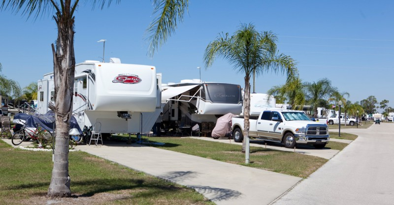 Rainbow Rv Resort Frostproof Fl Sun Resorts