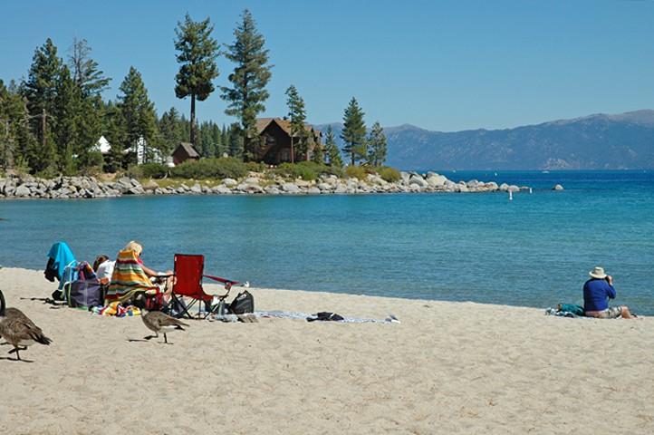 Meeks Bay Resort & Marina - Tahoma, CA - RV Parks