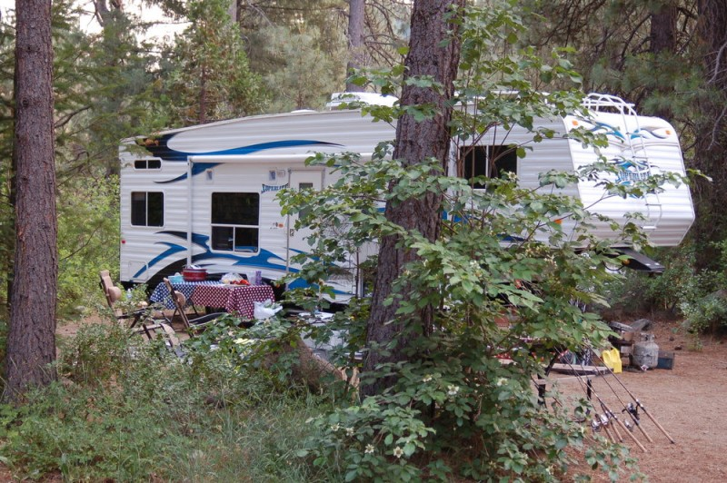 Fridays Rv Retreat - Mccloud, CA - RV Parks