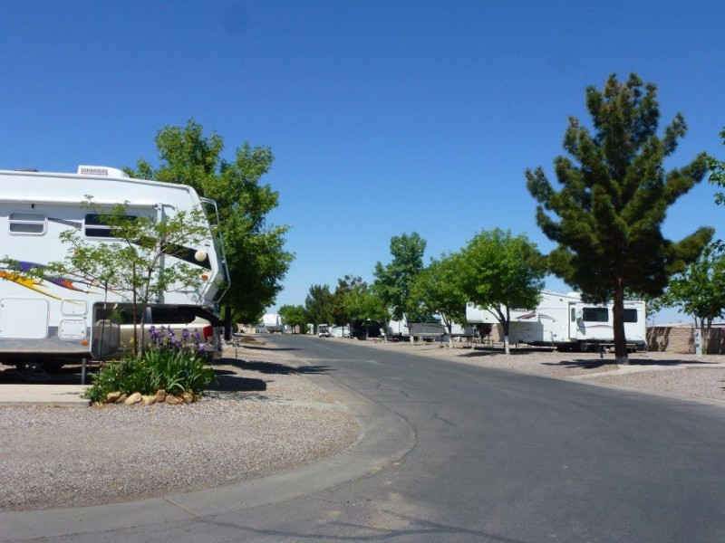 Lexington Pines Resort Safford Az Rv Parks Rvpoints Com