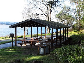 Joemma Beach State Park - Lakebay, WA - Washington State Parks