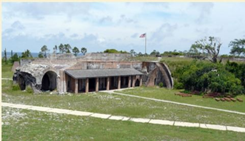 Gulf Islands National Seashore - Ocean Springs, MS - Historic and Cultural Parks
