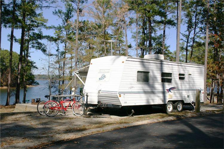 Mistletoe State Park - Appling, GA - Georgia State Parks