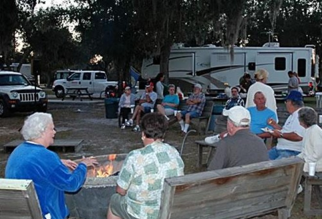 Peace River Rv Amp Camping Resort Wauchula Fl Thousand