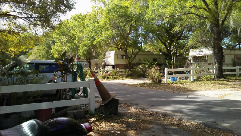 Morgans RV Park - Lakeland, FL - RV Parks