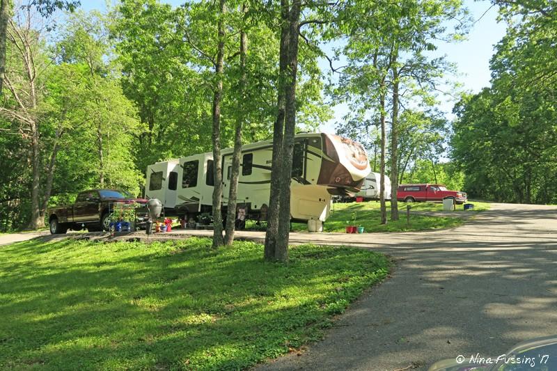 Glen Maury Park Campground Buena Vista Va County
