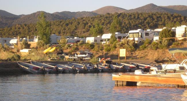 Bridgeport Reservoir - Bridgeport, CA - RV Parks