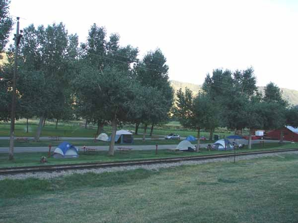 United Campground Of Durango - Durango, CO - RV Parks