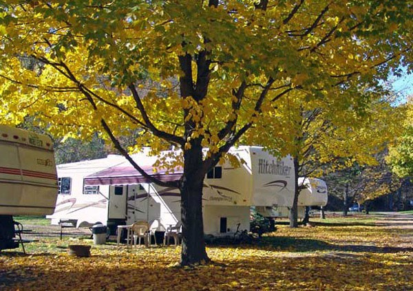 Yogi Bear S Jellystone Park Family Campground In Branson