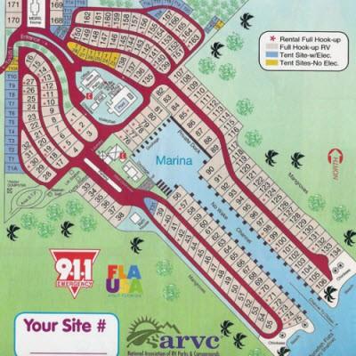Key Largo Kampground & Marina - Key Largo, FL - RV Parks