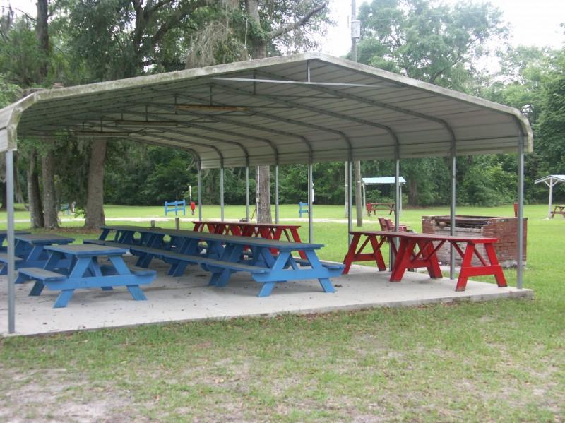 Deerwood Inn & Madison Campground - Madison, FL - RV Parks