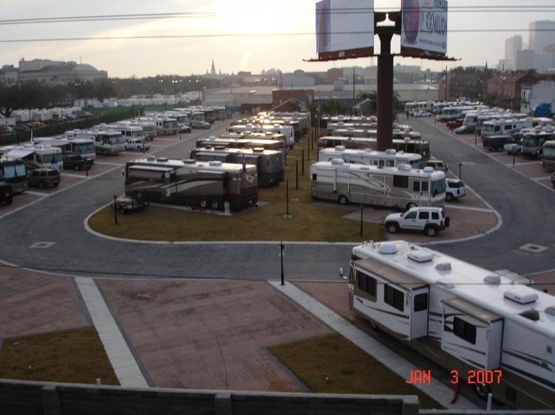 French Quarter RV Resort - New Orleans, LA - RV Parks