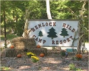 Hemlock Hill Camp Resort - Goshen, CT - RV Parks ...