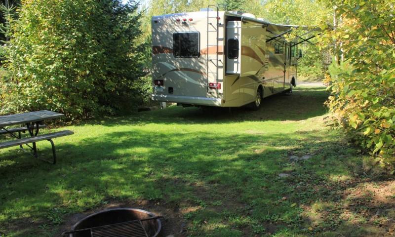 Golden Eagle Ranch Campground - Colorado Springs, CO - RV Parks