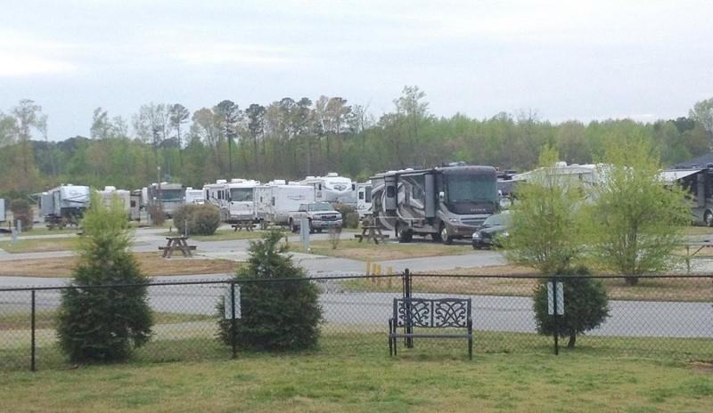 RV Resort at Carolina Crossroads - Roanoke Rapids, NC - RV Parks