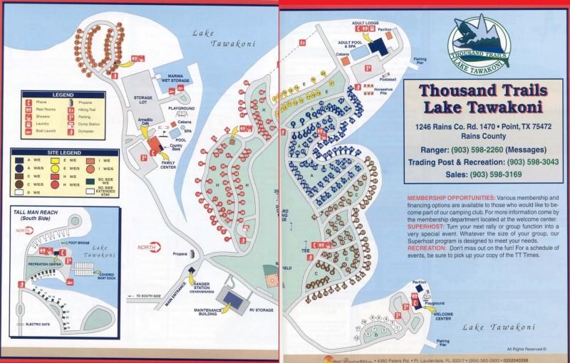 Lake Tawakoni Rv Campground Point Tx Thousand Trails