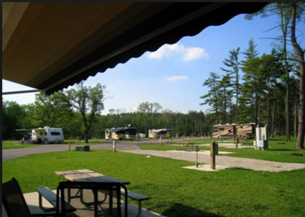 Winton Woods Campground - Cincinnati, OH - County / City Parks