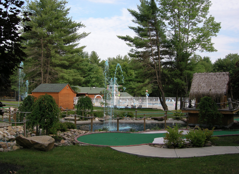 Saratoga Escape Lodges & RV Resort - Greenfield Center, NY - RV Parks