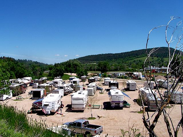 Sturgis RV Park  - Sturgis, SD - RV Parks