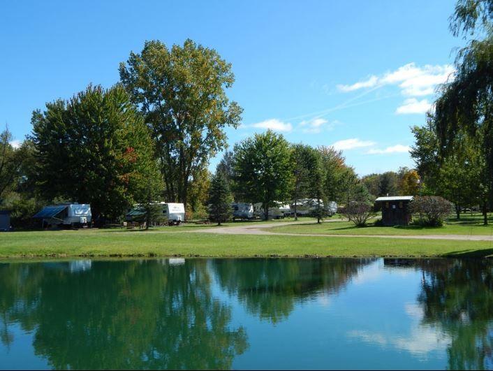 Walnut Hills Family Campground - Durand, MI - RV Parks
