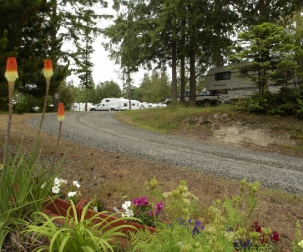 Campground Diamond: Diamond Point Resort