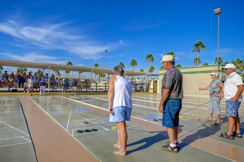 Good Life RV Resort - Mesa, AZ - RV Parks