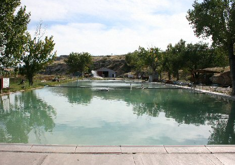 Fountain Of Youth Rv Park Thermopolis Wy Rv Parks