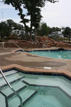 Twin Fountains RV Resort  - Oklahoma City, Ok - RV Parks