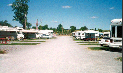 Indian Springs Campground - North Bend, OH - RV Parks