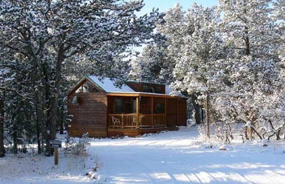 Mountaindale Campground & Cabins - Colorado Springs, CO - RV Parks
